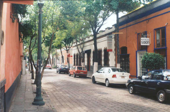 coyoacán calles