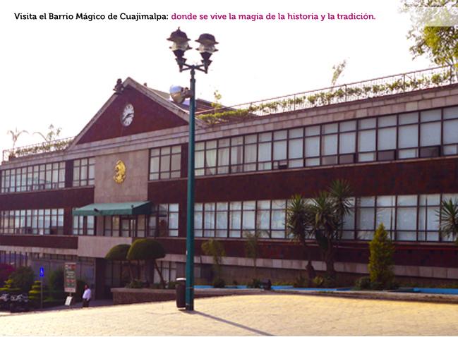 Cuajimalpa, Barrio Mágico Turístico3