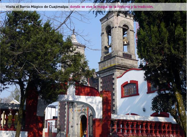 Cuajimalpa, Barrio Mágico Turístico2