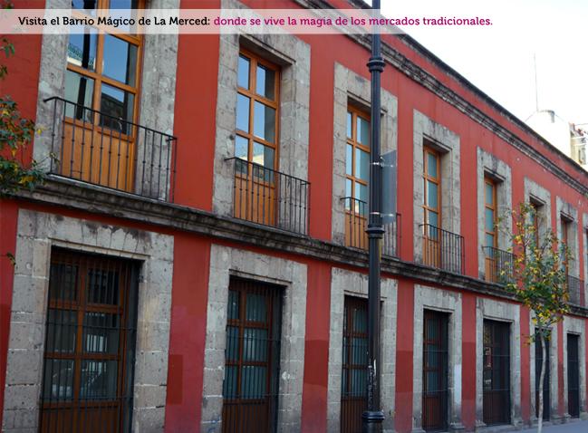 La Merced, Barrio Mágico Turístico3