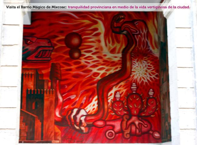 Mixcoac, Barrio Mágico Turístico1