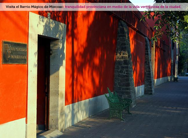 Mixcoac, Barrio Mágico Turístico2