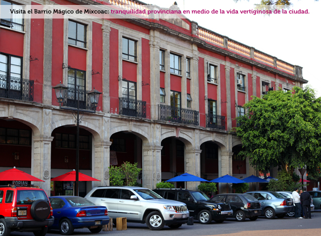 Mixcoac, Barrio Mágico Turístico3