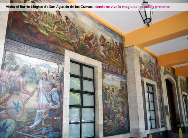 San Agustín de las Cuevas