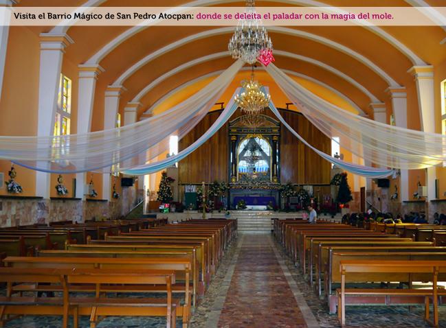 San Pedro Atocpan, Barrio Mágico Turístico2