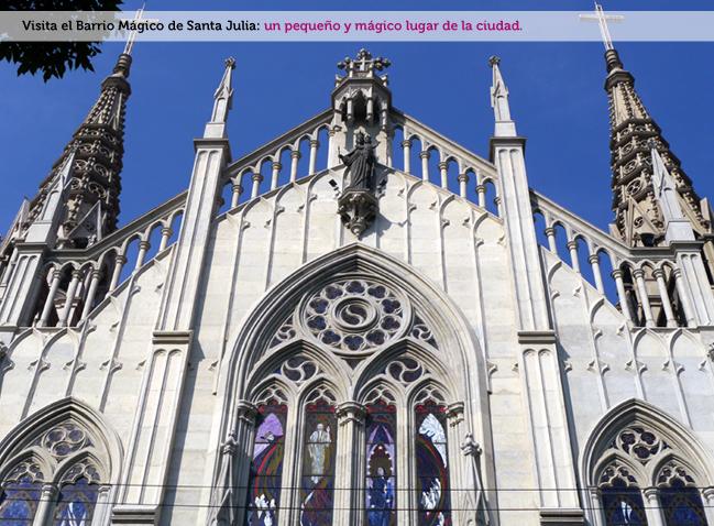 Santa Julia barrio mágico ciudad de méxico1