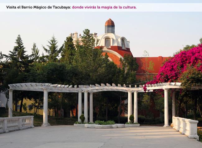 Tacubaya, Barrio Mágico Turístico3