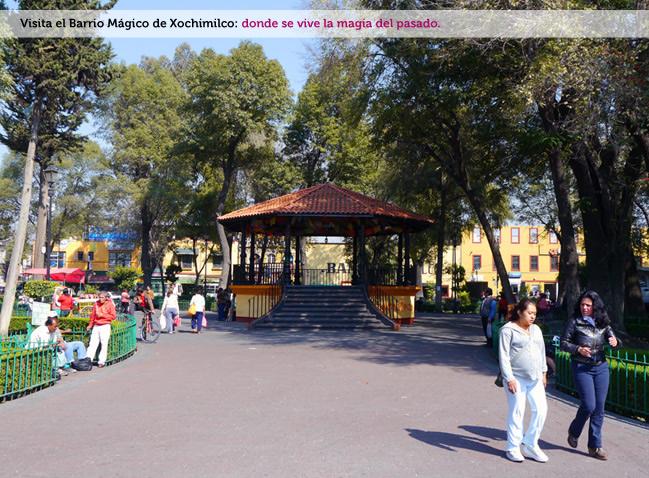 Xochimilco, Barrio Mágico Turístico3