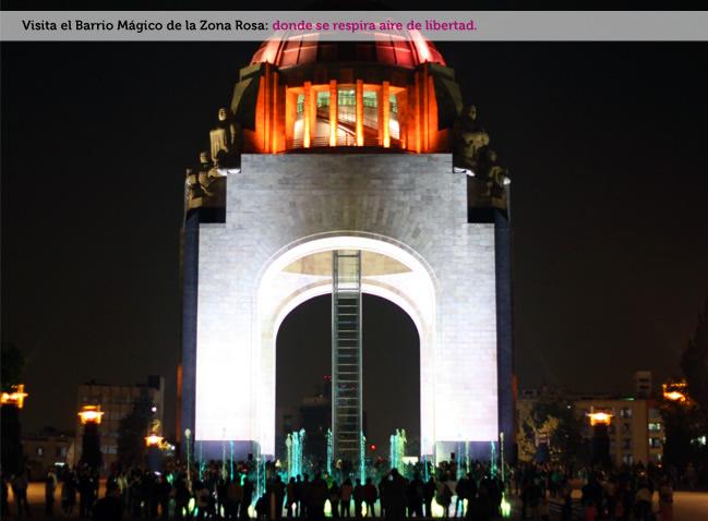 Zona Rosa Barrio mágico2